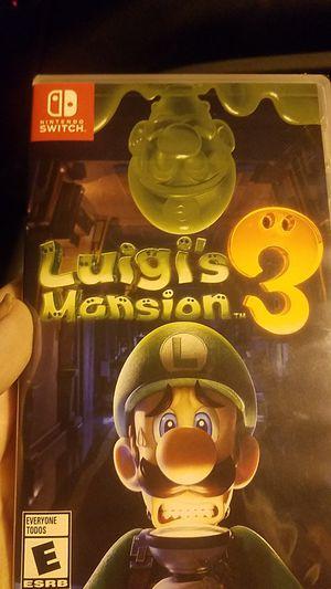 Brand new Luigi mansion. for Sale in Auburn, WA