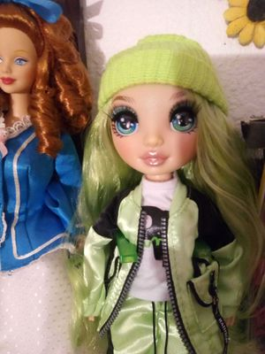 Rainbow high jade doll barbie toy for Sale in City of Industry, CA