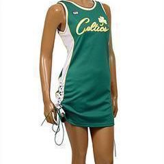 Boston Celtics Jersey Dress M New! for Sale in Visalia, CA