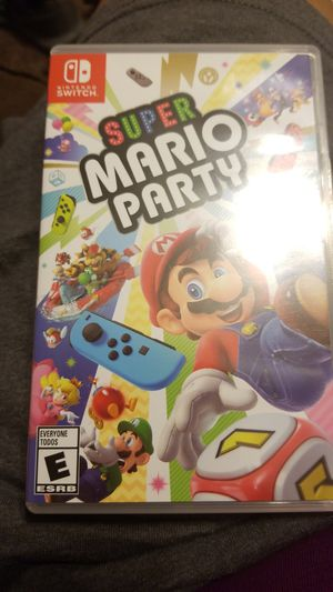 Super Mario Party for Sale in Central Falls, RI