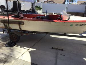 14'ft Boat Trailer for Sale in Bloomington, CA