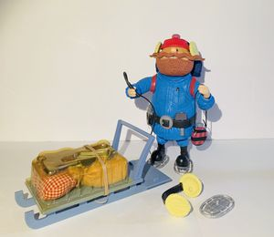 The Island of Misfit Toys - Yukon Cornelius & Sled for Sale in Miami, FL
