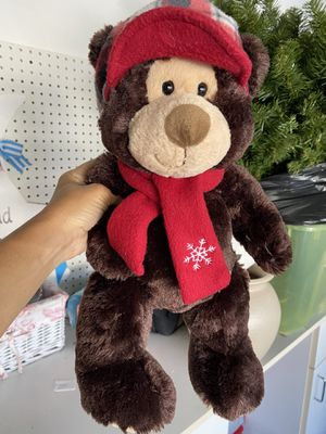 Holiday Teddy Bear for Sale in Laguna Niguel, CA