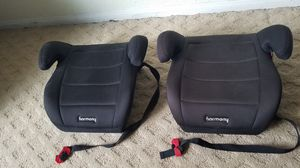 Two Harmony Booster Seats for Toddlers for Sale in Las Vegas, NV