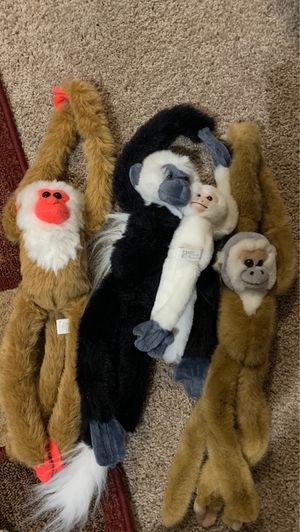 Like *NEW* stuffed Monkeys for Sale in Chippewa Falls, WI