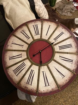 Clock for Sale in Hanford, CA