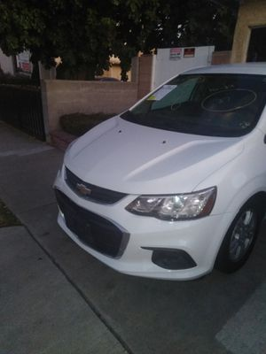 2017 Chevy Sonic for Sale in Buena Park, CA