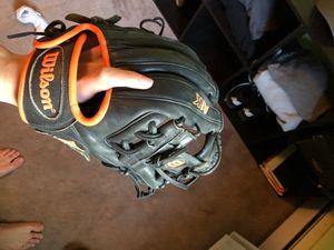 Wilson A1K baseball glove for Sale in Northborough, MA