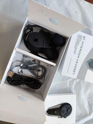 BT-S3 motorcycle helmet Bluetooth set for Sale in Vancouver, WA