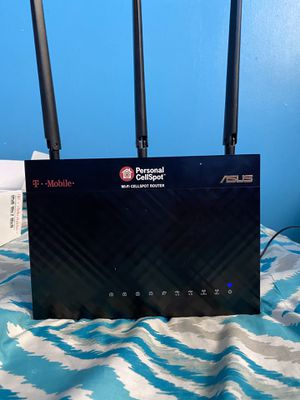 Asus Dual Band Wireless Router for Sale in Silver Spring, MD