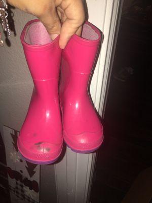 Rain boots for Sale in San Antonio, TX