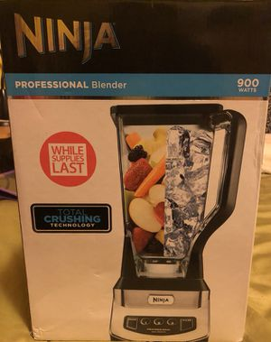 Ninja Blender New! for Sale in Chula Vista, CA