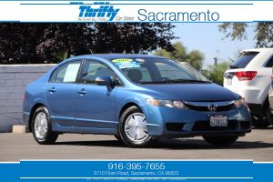 2009 Honda Civic Hybrid for Sale in Sacramento, CA