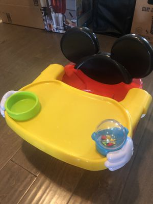 Mickey Mouse booster seat for Sale in Mableton, GA