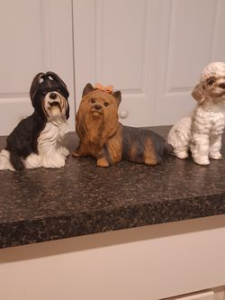 VINTAGE DOG COLLECTION ALL FOR $30 for Sale in Fort Myers,  FL