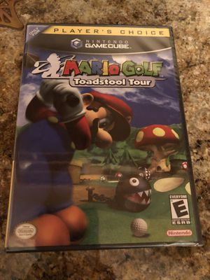 Brand new Mario golf toadstool tour game for Sale in Germantown, MD