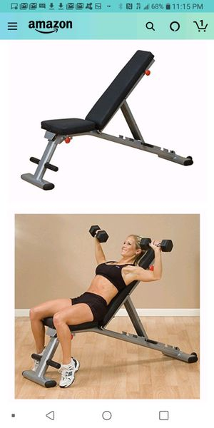 Body-Solid Weight Incline and Decline Benches for Sale in Nashville, TN