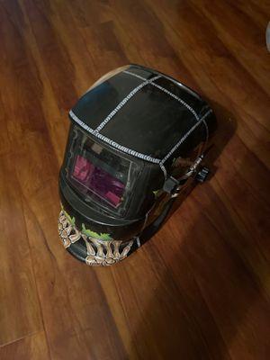 Welding helmet for Sale in Rialto, CA