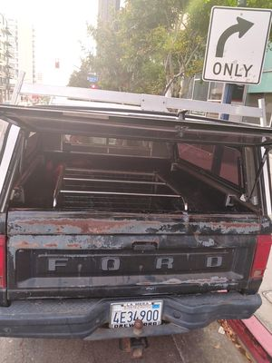 Camper with ladder rack for Sale in San Diego, CA