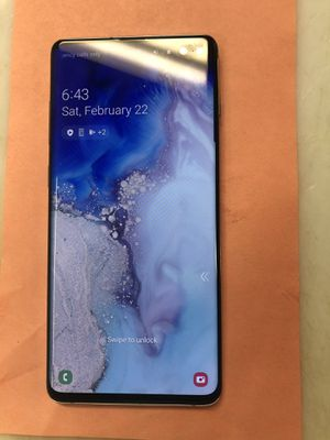 Samsug Galaxy s10 s+ 128 GB for Sale in Vancouver, WA