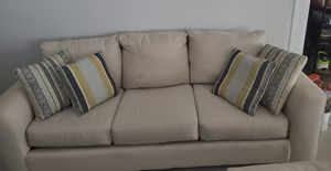 Upholstered Sofa and Love Seat for Sale in Orlando, FL