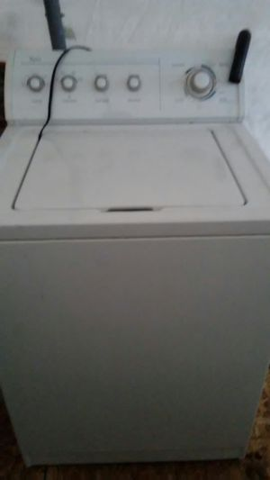Whirlpool commercial grade extra large washer for Sale in Reed City, MI