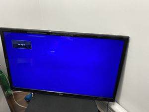 """32"""" RCA LED TV with built in DVD player for Sale in Charlotte, NC"""