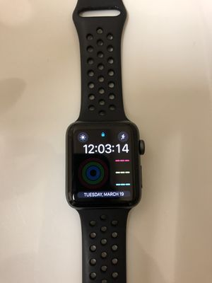 Apple Watch series 3 Nike GPS+ CELLULAR for Sale in Frederick, MD