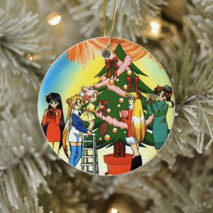 Retro Vintage Sailor Moon Christmas Ornament for Sale in Palmdale, CA