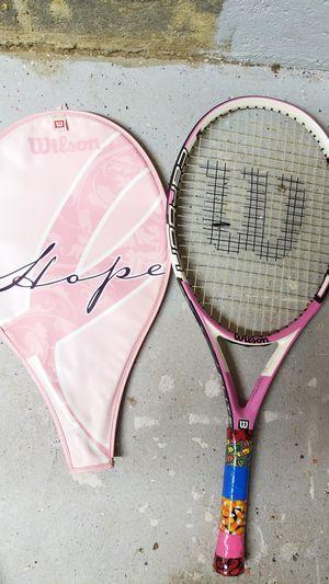 Wilson pink tennis racket for Sale in Old Bridge Township, NJ