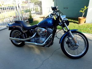 2006 Harley Softail for Sale in West Covina, CA