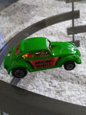 Antiques.VINTAGE 1972 MATCHBOX LESNEY SUPERFAST #43 VOLKSWAGEN DRAGON WHEELS FUNNY CAR for Sale in Lincoln Acres, CA