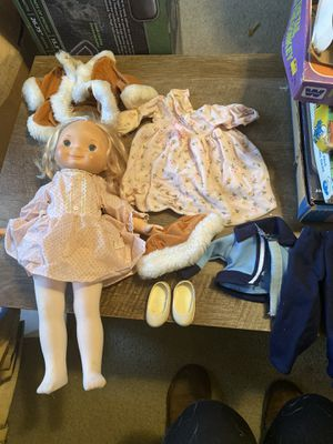 Antique fisher price doll for Sale in Pittsburgh, PA