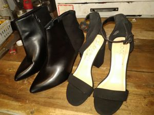 Heel boots and shoes for Sale in Wichita, KS