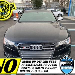 2013 Audi S5 2 Dr Cpe for Sale in Valley Stream, NY