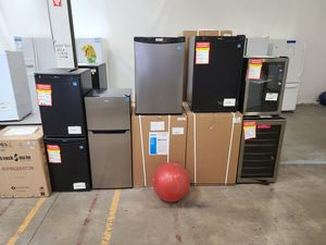 Great prices on these brand new mini fridges #13 for Sale in Denver, CO