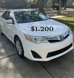 ⚜️ For sale a beautiful 2013 toyota camry full price is $1.2OO⚜️ for Sale in San Francisco, CA