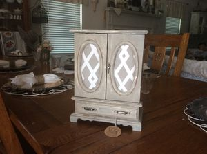 Chic Jewelry Box for Sale in Round Rock, TX