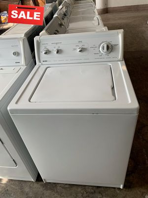 🚀🚀🚀Top Load Washer Kenmore With Warranty #1455🚀🚀🚀 for Sale in Pasadena, MD
