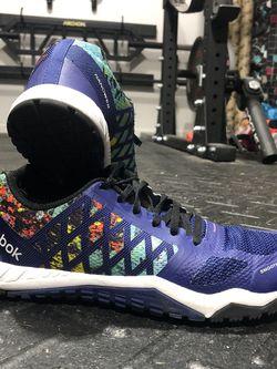 Women's Reebok Nanoweb training shoes for Sale in Powder Springs,  GA