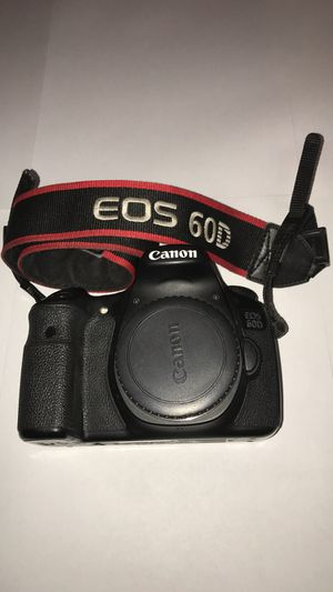 Canon 60D for Sale in Frisco, TX