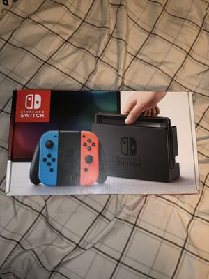 Nintendo switch (Like new) for Sale in Dallas, TX