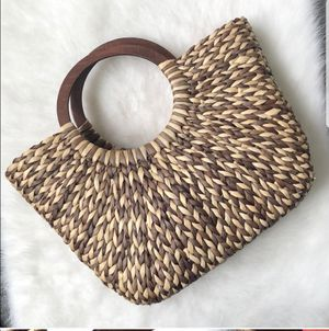 The Limited Wicker Basket Bag for Sale in Atlanta, GA