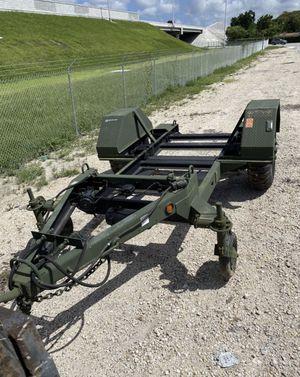 Heavy Duty Military trailer for Sale in Miami, FL