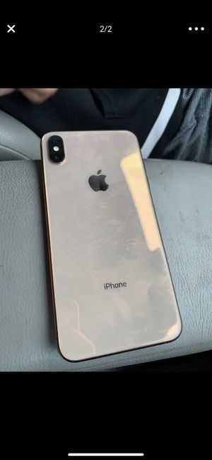 iPhone X max for Sale in San Jose, CA