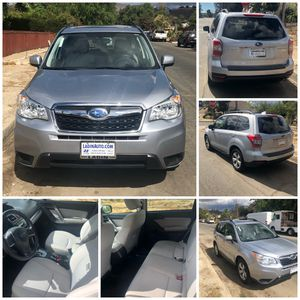 2016 Subaru Forester for Sale in Los Angeles, CA