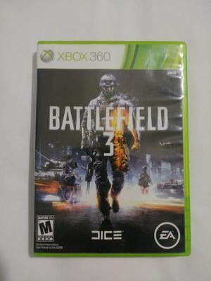 Battlefield 3 (Xbox360) for Sale in Tacoma, WA