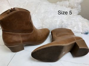 Genuine leather light brown women's for Sale in Austin, TX