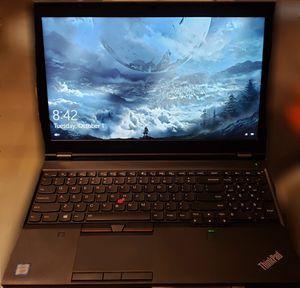 Lenovo thinkpad P50 for Sale in Miami, FL