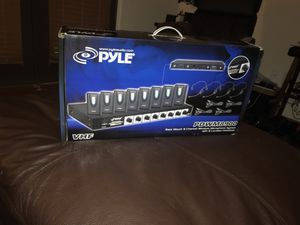 8 channel wireless mic system by Pyle for Sale in Charlotte, NC